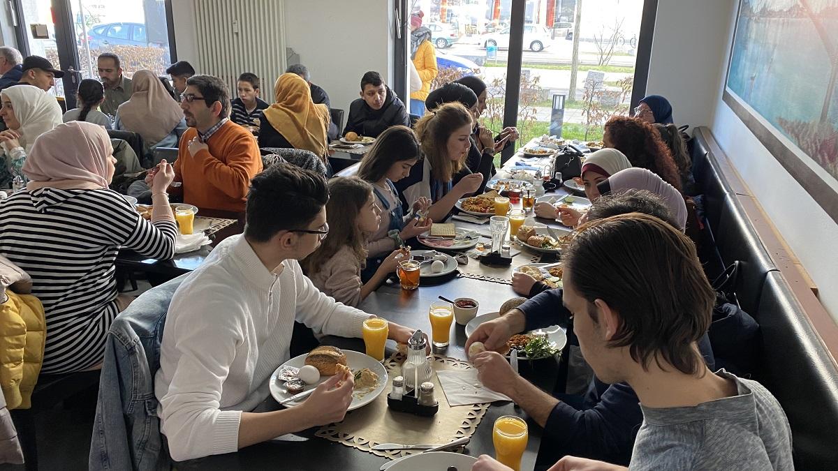 Frühstück und Infoveranstaltung mit unseren Paten