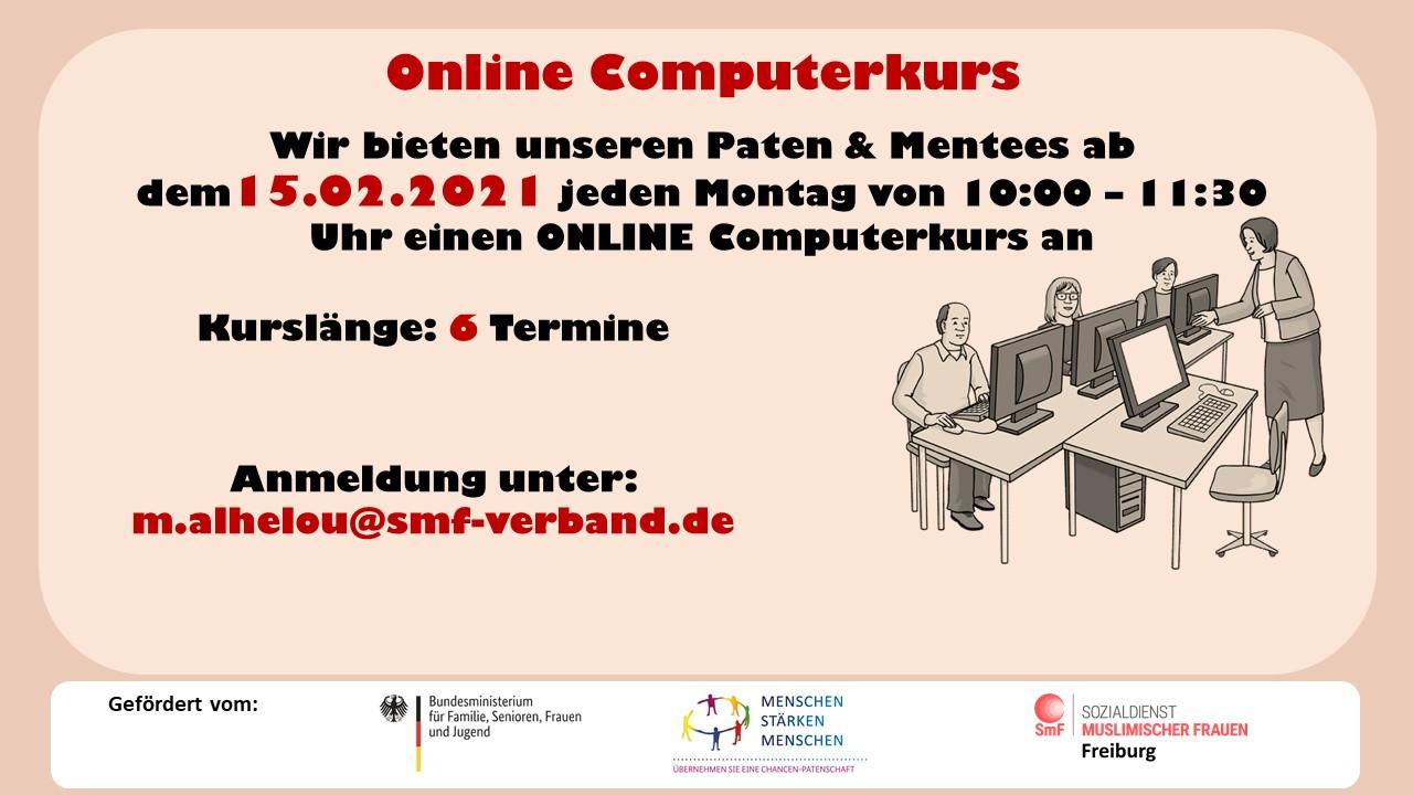 Online Computerkurs